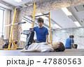 ジム ダイエット トレーニング イメージ 47880563