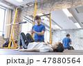 ジム ダイエット トレーニング イメージ 47880564