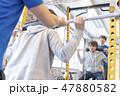 ジム 筋トレ トレーニング イメージ 47880582