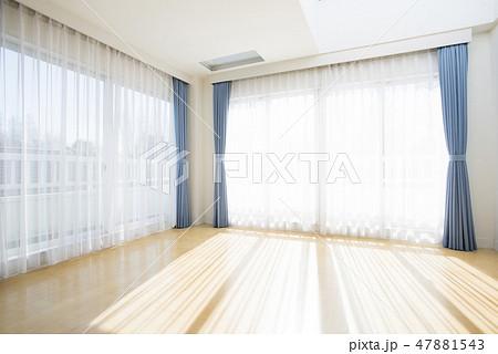 フローリングの部屋 47881543