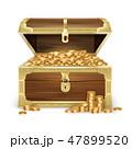 金 黄金 金色のイラスト 47899520