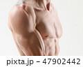 マッスル 筋肉 腕の写真 47902442