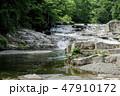 川 滝 風景の写真 47910172