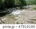 大川七滝 大川 渓流の写真 47910180