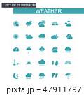 くも クラウド 雲のイラスト 47911797