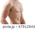 筋肉 男性 マッスルの写真 47912644
