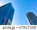 ビル 高層ビル 超高層ビルの写真 47917209