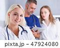 医師 医者 チームの写真 47924080