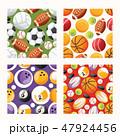 ボール 玉 球のイラスト 47924456