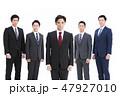 ビジネス ビジネスマン チームの写真 47927010