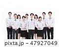 ビジネスマン チーム ビジネスウーマンの写真 47927049