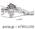 香川県高松市/高松城 47931150