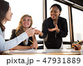 ビジネス ビジネスウーマン 女性の写真 47931889