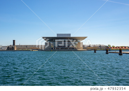 The Copenhagen Opera House in Copenhagen, Denmark 47932354