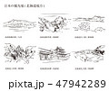 日本の観光地(北海道地方) 47942289