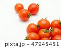 ミニトマト トマト 野菜の写真 47945451