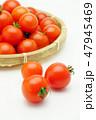 ミニトマト トマト 野菜の写真 47945469