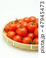 ミニトマト トマト 野菜の写真 47945473