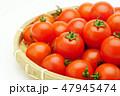 ミニトマト トマト 野菜の写真 47945474