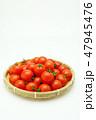 ミニトマト トマト 野菜の写真 47945476