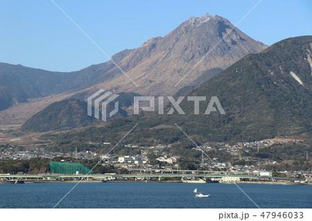 海上から平成新山を望む 47946033