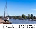 ヨット 船 船舶の写真 47946728