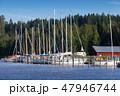 ヨット 船 船舶の写真 47946744