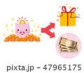 ポイント 交換 換金 47965175