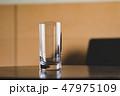 空のグラス 47975109