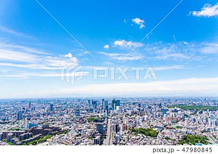 【東京都】都市風景 47980845