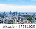 東京都 都市風景 都会の写真 47981925