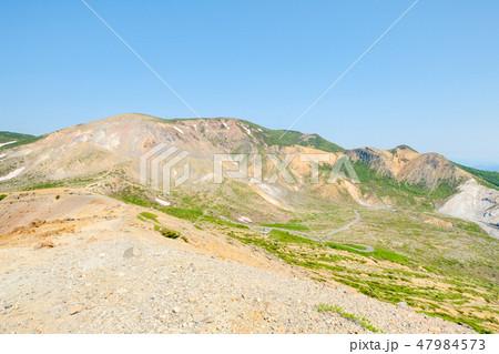 磐梯吾妻スカイライン・浄土平の風景 47984573