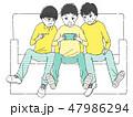 ゲームオーバー 47986294