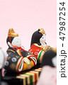 雛人形 47987254
