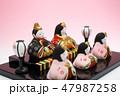 雛人形 47987258