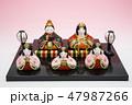 雛人形 47987266