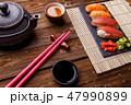 お寿司 すし 寿司の写真 47990899