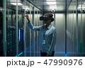 ビジネス ハードウェア ヘッドセットの写真 47990976