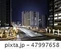 高層ビル 都市景観 建築物の写真 47997658