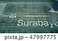 インドネシア 航空機 飛行機のイラスト 47997775