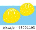 柚子 水彩 48001193