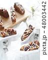 チョコレートブラウニー 48003442