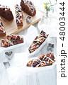 チョコレートブラウニー 48003444