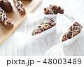 チョコレートブラウニー 48003489