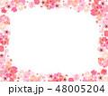 桜 花 ベクターのイラスト 48005204
