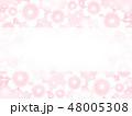 桜 花 ベクターのイラスト 48005308