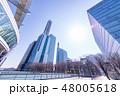 さいたま新都心 ビル群 オフィス街の写真 48005618
