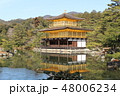 冬の金閣寺 京都 関西 48006234