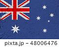 Australia painted flag 48006476