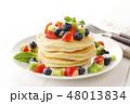 ケーキ 料理 食事の写真 48013834